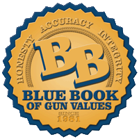 Honesty. Accuracy. Integrity. Blue Book of Gun Values. Since 1981