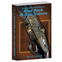 The Blue Book of Gun Values 37th Edition